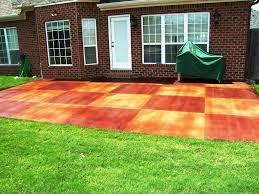 Backyard Concrete Patio Ideas by Concrete Patio Designs Pictures Outdoor Concrete Patio Designs
