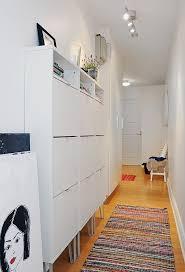 Hall Storage Cabinet 63 Clever Hallway Storage Ideas Digsdigs Deco Hall Pinterest