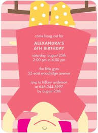 toddler gym invitations a toddler gym party is the theme of this