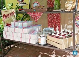 country baby shower picnic baby shower with a vintage country theme showers