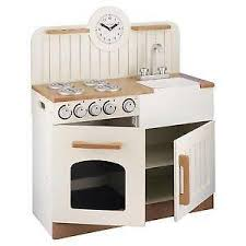 wooden kitchen childrens wooden play kitchens ebay uk