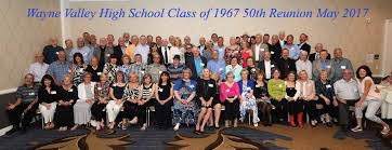 50th high school class reunion wayne valley