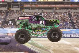 monster truck show ottawa withey monster jam fails to impress truck loving two year old