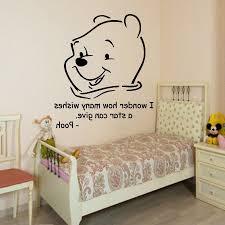 winnie the pooh wall decals walmart home design ideas winnie the pooh quote wall decals