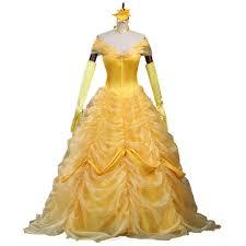 princess daisy halloween costume online get cheap princess belle costume aliexpress com