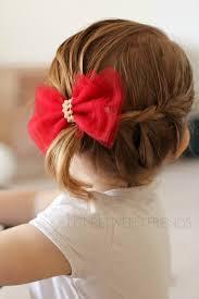 tulle hair bows and easy hair bow tutorial bakerette