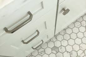 choosing hardware for white kitchen cabinets 7 basic design considerations for selecting cabinet pulls