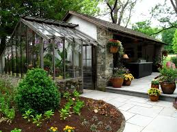Backyard Greenhouse Designs by Greenhouse Design Ideas Patio Farmhouse With Adirondack Chairs Bbq