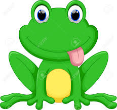 cute frog cartoon royalty free cliparts vectors and stock