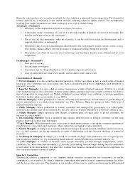 resumes for managers module 4 economics for managers