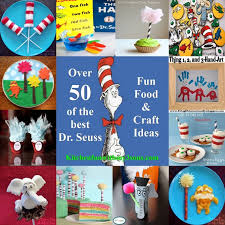 dr seuss party food 50 of the best dr seuss food craft ideas kitchen
