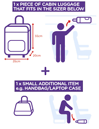 hand baggage hand luggage details flybe