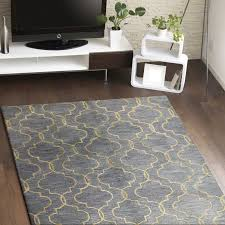 Tufted Area Rug Valley Tufted Gray Area Rug Reviews Joss