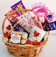 chocolate basket wedzone chocolate basket premium rrjk1012