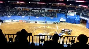 Rammunition Freestyle Monster Jam Jan 6 2017 Youtube