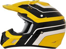 black motocross helmets afx fx 17 vintage yamaha dirt bike motocross helmet see size