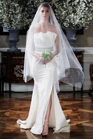 the best peplum wedding dresses woman getting married