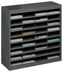 Letter Shelf Amazon Com Safco Products 9221blr E Z Stor Literature Organizer