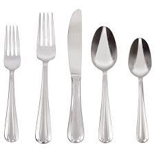 20 piece flatware set cari collection cuisinart