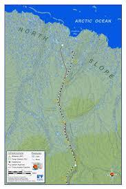 Ocean Lakes Map Toolik Field Station General Maps