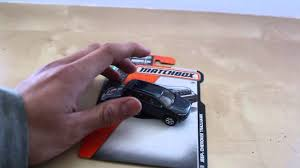 matchbox jeep cherokee 2016 matchbox jeep cherokee trailhawk navy review unboxing