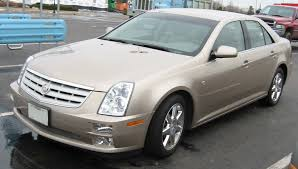 2007 cadillac sts information and photos zombiedrive