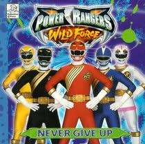 give power rangers wild force press dalmatian