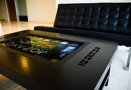 touch screen coffee table popular of touch screen coffee table giant touchscreen coffee table