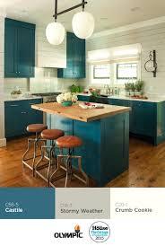 Kitchen Cabinets Island Teal Kitchen Island Best Teal Cabinets Ideas On Teal Kitchen