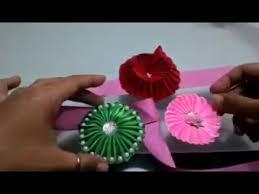 membuat kerajinan bros cara membuat kerajinan tangan bros matahari diy tutorial youtube