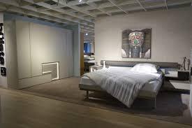 Schlafzimmer In Blau Braun Möbel Weirauch Oldenburg Abverkauf Marken Sale Nachtkonsole