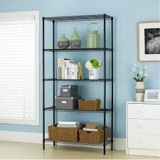 Commercial Wire Shelving by Best Steel Shelving Units U0026 Storage Racks Reviews Findingtop Com
