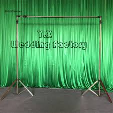 wedding backdrop size 3m 3m size wedding backdrop stand pipe stent for event party