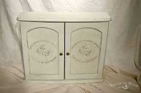 shabby chic bathroom cabinet no 01 touch the wood