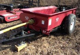 Good Condition Craigslist Used Farm Tractors Manure Spreader Ebay