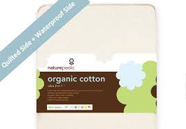 Organic Cotton Crib Mattress Naturepedic Organic Cotton 2 In 1 Ultra Quilted Crib Mattress
