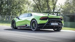 Lamborghini Huracan With Spoiler - tg u0027s lamborghini huracán performante review