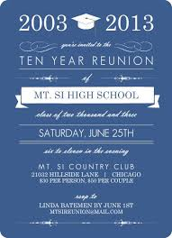 high school class reunion invitations reunion invitation cards we like design