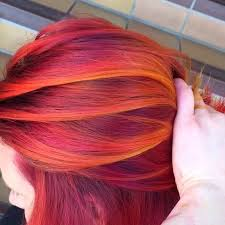 Washing Hair After Coloring Red - best 25 red orange hair ideas on pinterest ginger hair color