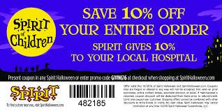 the spirit halloween children u0027s hospital foundation blog archive for the spirit of