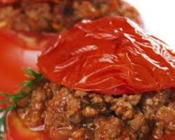 viande a cuisiner recette minceur pour des tomates farcies à la viande hachée