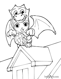 dragon fancy dress coloring pages hellokids com