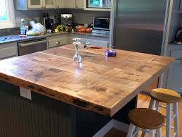 Kitchen Island by Custom Kitchen Islands Reclaimed Wood Kitchen Islands