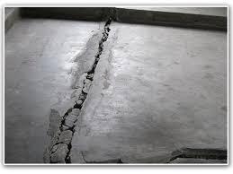 basement floor cracks cracked foundation solutions jes