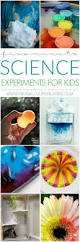 5 minute science experiments for kids