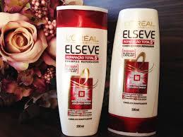 Amado Shampoo e Condicionador Plástica Capilar Elseve - Juro Valendo @GU72
