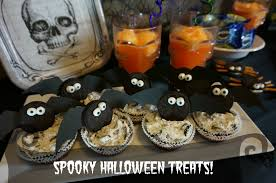 Spooky Halloween Appetizers by No Bake Oreo Cheesecake Recipe Spookysnacks