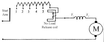 starting methods of a dc motor electricaleasy com