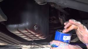 nissan skyline oil filter oil change u0026 filter replacement nissan quest 1998 2002 youtube