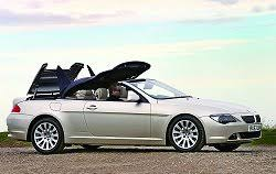 2005 bmw 645i review 2005 bmw 650i sport convertible review car reviews by car